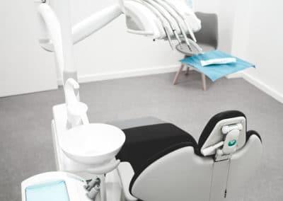 instalaciones clínica dental